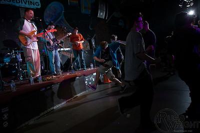 Space Monkey Gangstas @ 924 Gilman St, Berkeley, CA. May 2013