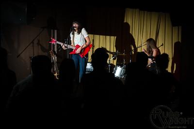 Steel Cranes @ Hemlock Tavern, San Francisco, CA. September 2013