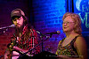 Graham & Betsey performing at the August, 2013 Tosco House Party at the Evening Muse in Charlotte, NC