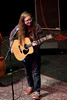 Maddie Shuler performing at the Tosco Music Party in the CPCC Halton Theatre in Charlotte, NC on April 20th, 2013