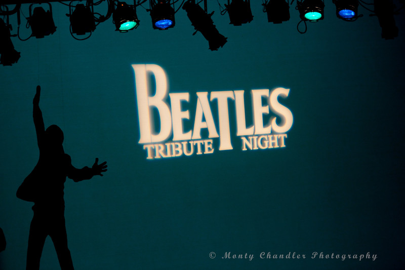 The TMP Beatles Tribute Night at the Knight Theater in Charlotte, NC on June 15th, 2013