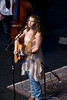 Fifteen-year-old singer-songwriter Carson Hill performing at the Tosco Music Party in Charlotte, NC on Sept 7th, 2013