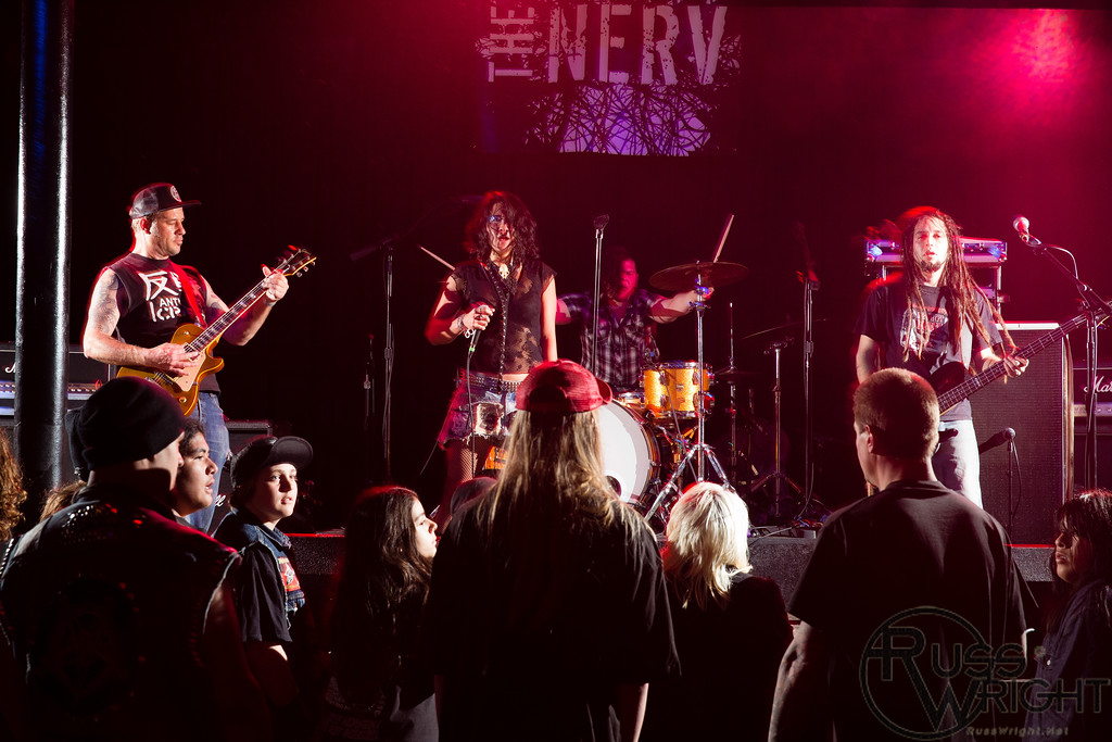 The Nerv @ Slims, San Francisco, CA. March 2013