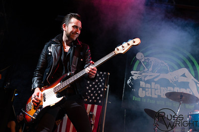 Calabrese at Oakland Metro Operahouse. January, 2014