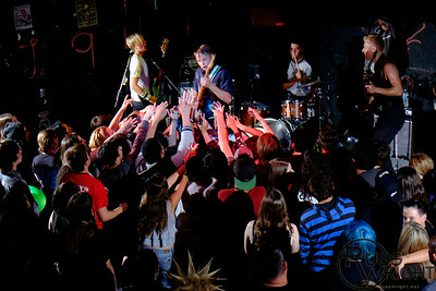 Emily's Army at 924 Gilman St, Berkeley, CA. June 2014