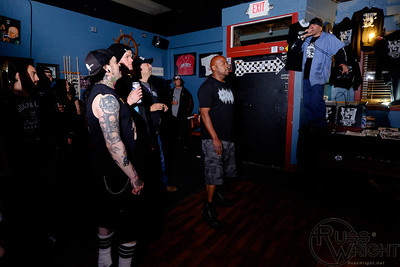 Oppressed Logic at Toot's Tavern. Crockett, CA. May 2014