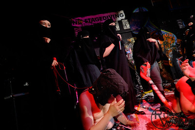 Guantanamo Dogpile at 924 Gilman, Berkeley, CA. May 2014