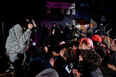Guantanamo Dogpile at 924 Gilman, Berkeley, CA. May 2014