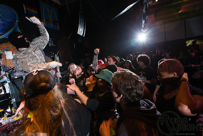 Guantanamo Dogpile at 924 Gilman St, Berkeley, CA. February, 2014