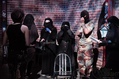 Guantanamo Dogpile at Oakland Metro Operahouse. Oakland, CA. February 2014