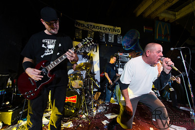 Neighborhood Watch at 924 Gilman St, Berkeley, CA. February, 2014