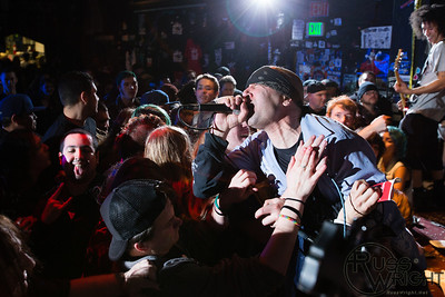 Oppressed Logic at 924 Gilman St, Berkeley, CA. February, 2014