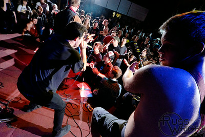 Skandalism at 924 Gilman St, Berkeley, CA. June 2014