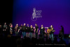 The TMP Choir performing at the Tosco Music Party in Charlotte, NC on April 12th, 2014