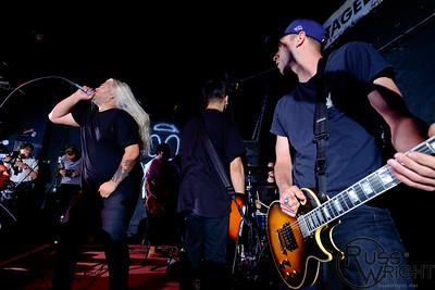 The Beautiful Ones perform at Resurrect California at 924 Gilman St, Berkeley. September 2015