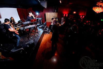 NMBRSTTN @ The Night Light. Oakland, CA. May 2015