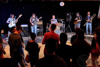 Stereo Freakout at The Englander. San Leandro, CA. April 2016