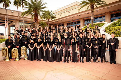 Plant High School Band Convention Center 2017