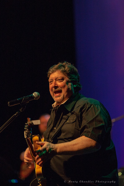 John Tosco opening the Tosco Music Party held at the Knight Theatre in Charlotte, NC April 8, 2017.