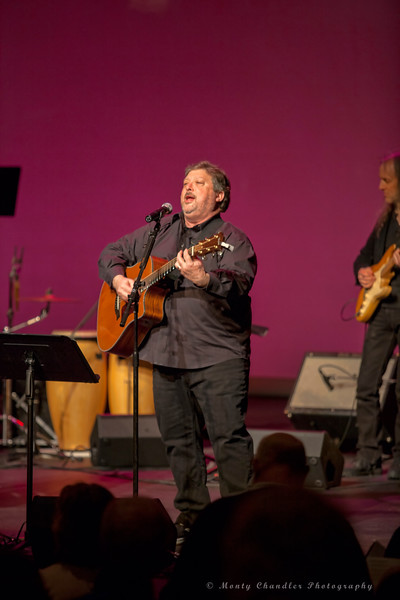 John Tosco performing at the Tosco Music Party at the Knight Theater Feb 3rd, 2018 in Charlotte, NC.