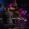 Jazz Pianist Lovell Bradford Trio performing at the Tosco Music Party at the Knight Theater Feb 3rd, 2018 in Charlotte, NC.