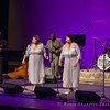 Gospel group The Glorifying Vines Sisters performing at the Tosco Music Party at the Knight Theater Feb 3rd, 2018 in Charlotte, NC.