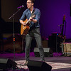 Singer-songwriter Jacob Johnson performing at the Tosco Music Party at the Knight Theater Feb 3rd, 2018 in Charlotte, NC.