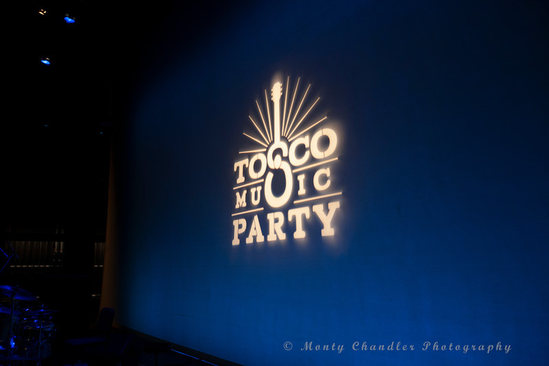 The Tosco Music Party held February 2nd 2019 at the Knight Theater in Charlotte, NC