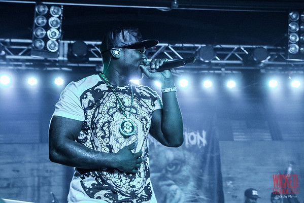 50 Cent at 1100 Warehouse, SXSW 14
