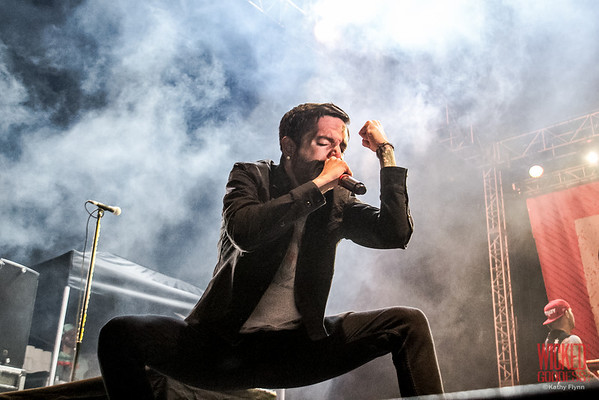 A Day to Remember at the Self Help Festival