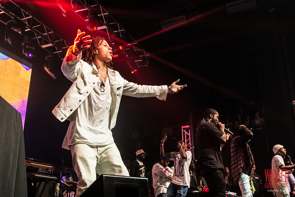 ASAP Mob at Austin Music Hall, SXSW '14