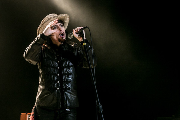 Adam Ant at the Greek Theater