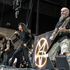 Frank Bello, Joey Belladonna, Scott Ian