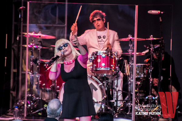 Blondie at the Greek Theater
