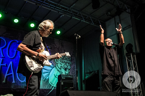 Cheech and Chong at Festival Supreme