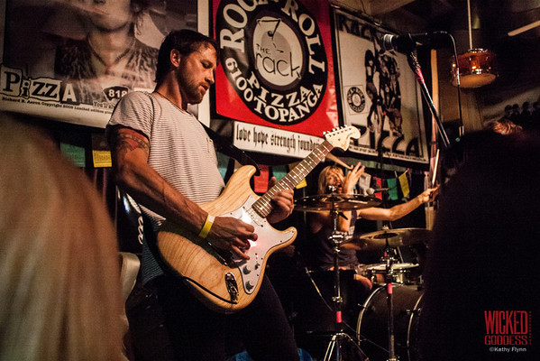 Chevy Metal at Rock and Roll Pizza - 9/01/12