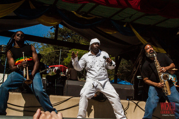 Pato Banton at Topanga Days - 5/26/12
