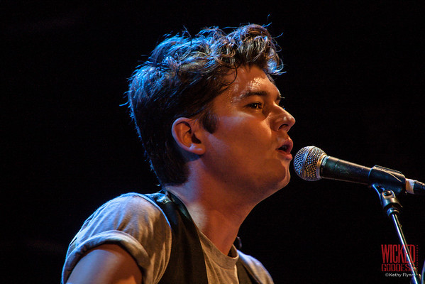 William Beckett at House of Blues: Anaheim - 7/28/12