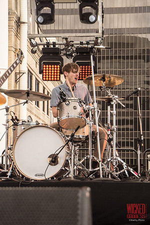 Diamond Youth at Guitar Center Rooftop Sessions, SXSW '14