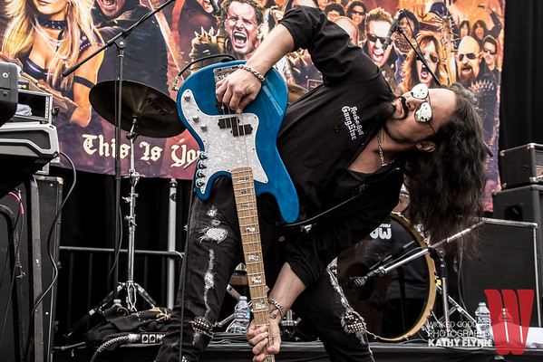 Dio's Disciples at the Dio Street Party