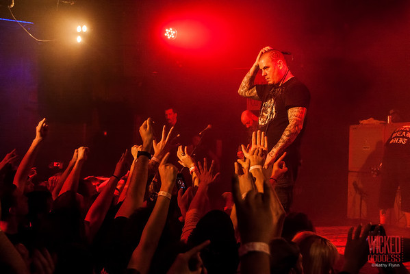 Down at the Key Club, January 16, 2013