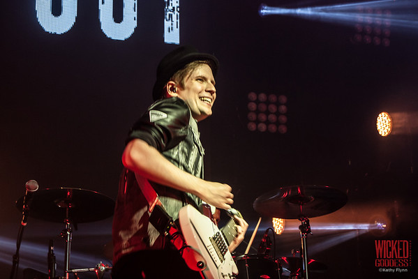 Fall Out Boy at the House of Blues Las Vegas - June 15, 2013