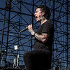 Falling in Reverse at Epicenter 2013 at the Verizon Amphitheater in Irvine, CA