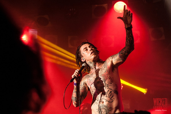 Falling in Reverse at the Roxy (CD Release Party) - June 18, 2013