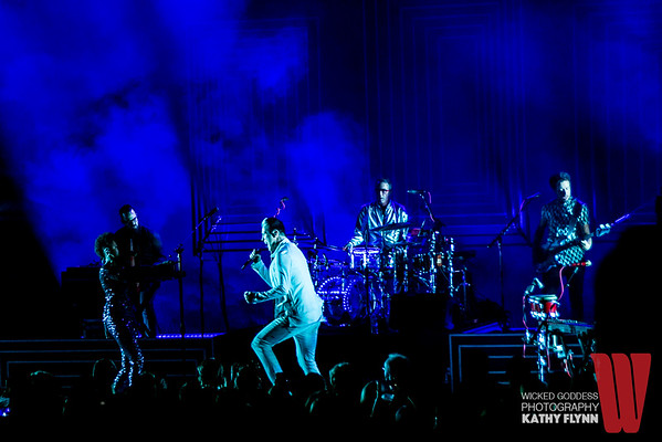 Fitz & the Tantrums at the Greek Theater
