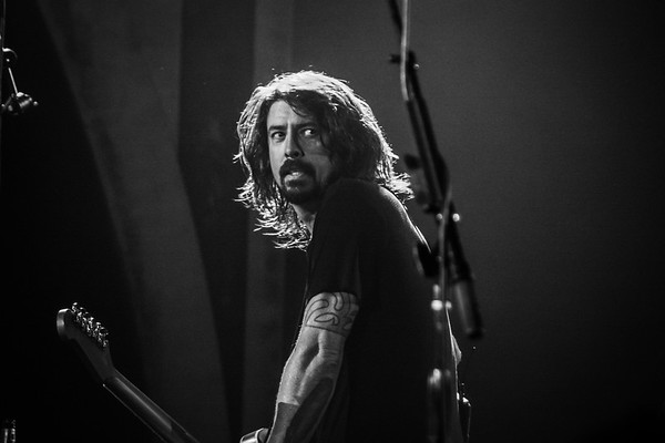Foo FIghters at BlizzCon, Anaheim Convention Center, Anaheim, CA - 10/22/11