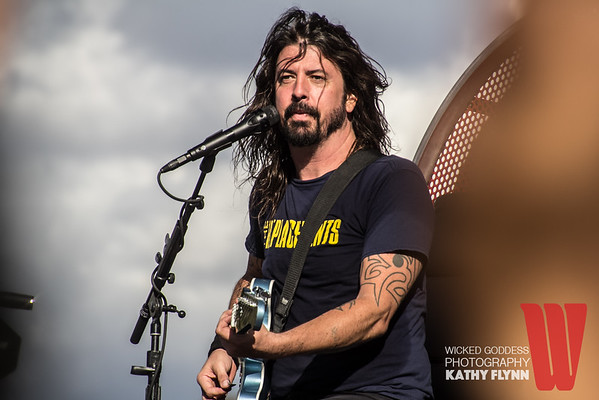 Foo Fighters at Love Ride 32