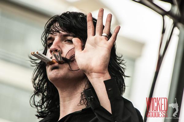 Foxy Shazam at Waterloo Records, SXSW 2012