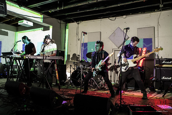 Gentleman Hall at Empire Control Room, SXSW '14