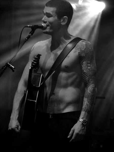 John Mayer in Houston 8/2/08, taken with my point & shoot